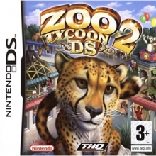 Zoo Tycoon 2 DS Losse Game Card voor Nintendo DS