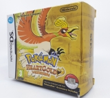 Originele Big Box Pokémon HeartGold Version voor Nintendo DS