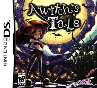 Boxshot A Witch's Tale