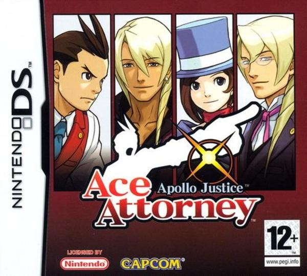 Boxshot Ace Attorney: Apollo Justice