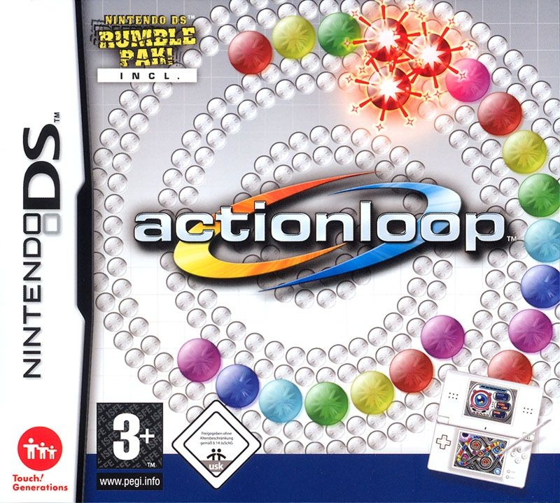 Boxshot Actionloop & Rumble Pak