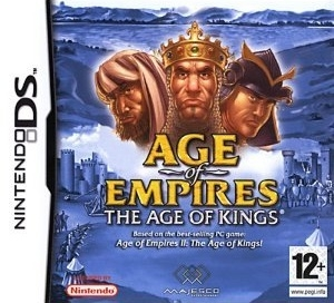 Boxshot Age of Empires: The Age of Kings