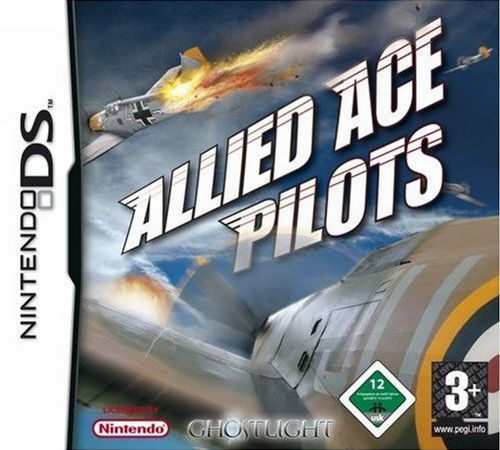 Boxshot Allied Ace Pilots