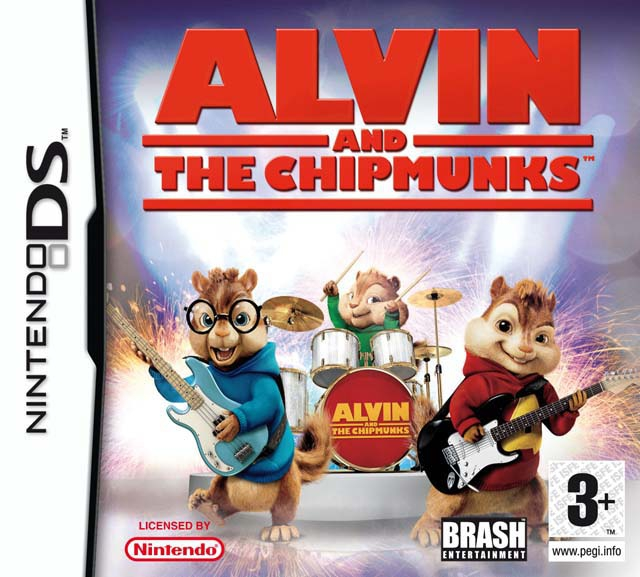 Boxshot Alvin & de Chipmunks
