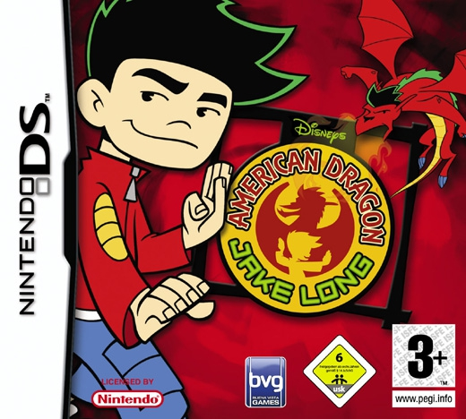 Boxshot American Dragon Jake Long