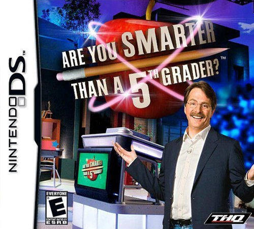 Boxshot Are You Smarter Than a 5th Grader
