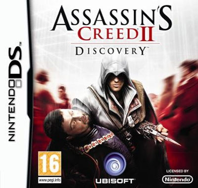 Boxshot Assassin's Creed II: Discovery