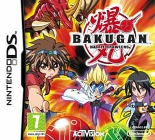 Boxshot Bakugan: Battle Brawlers