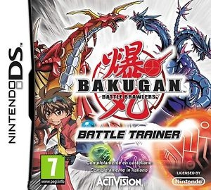 Boxshot Bakugan Battle Brawlers: Battle Trainer