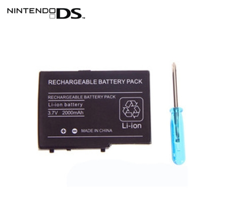 Boxshot Battery Pack voor Nintendo DS Lite