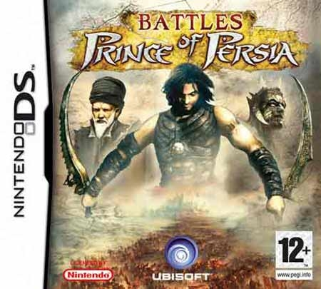 Boxshot Battles of Prince of Persia