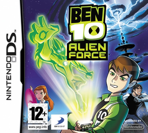 Boxshot Ben 10 Alien Force