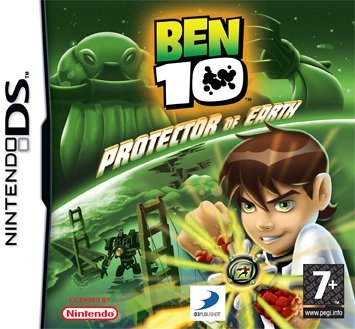 Boxshot Ben 10 Protector of Earth