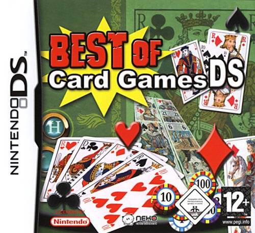 Boxshot Best Of Card Games DS