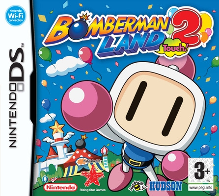 Boxshot Bomberman Land Touch 2