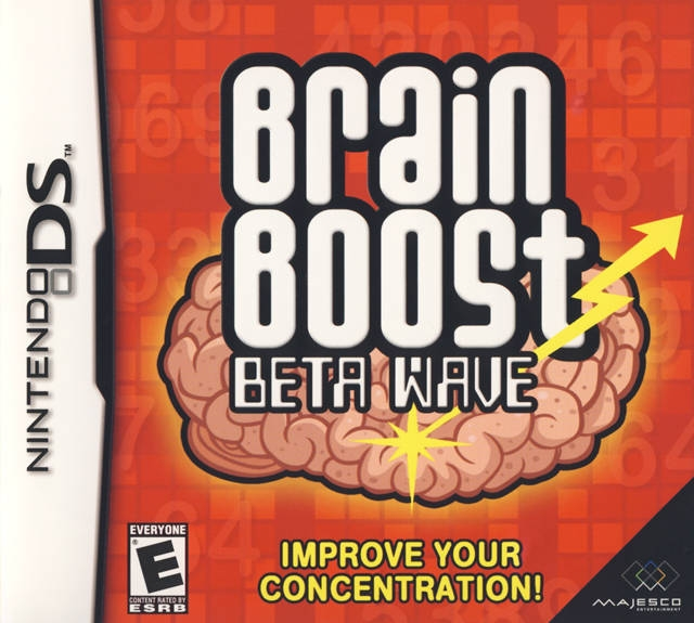 Boxshot Brain Boost Beta Wave
