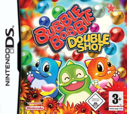 Boxshot Bubble Bobble Double Shot