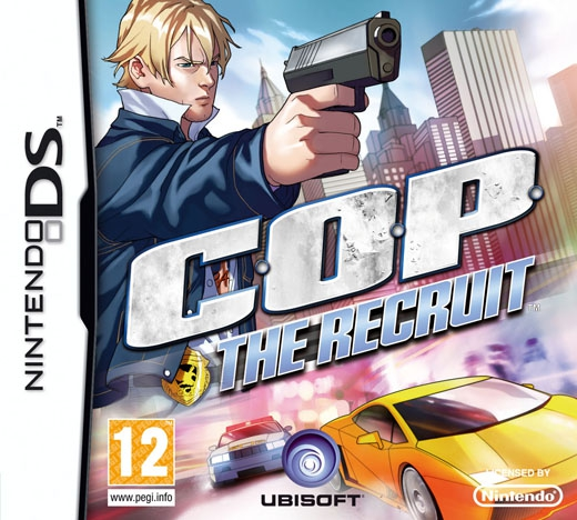 Boxshot C.O.P.: The Recruit