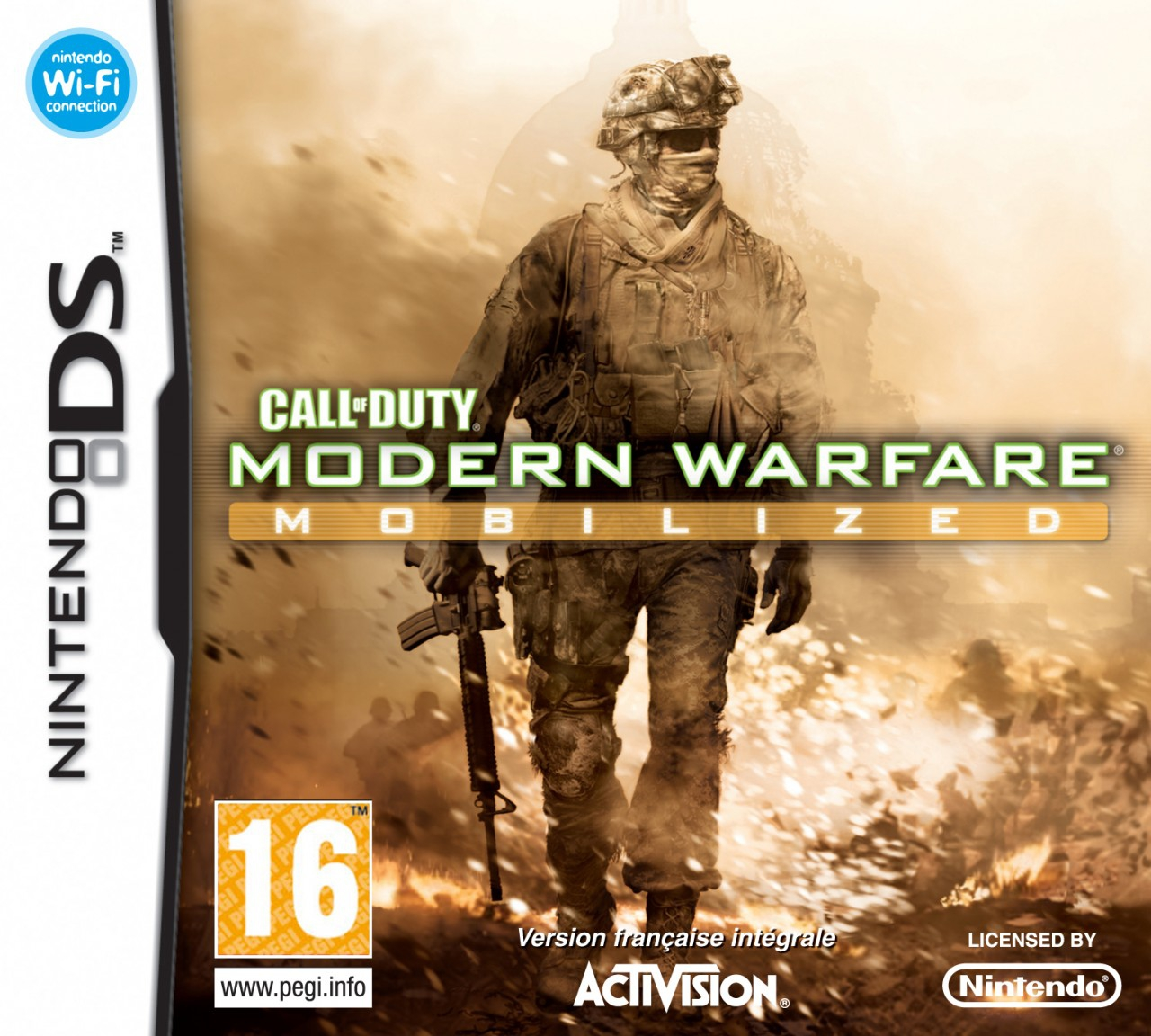 Boxshot Call of Duty: Modern Warfare - Mobilized