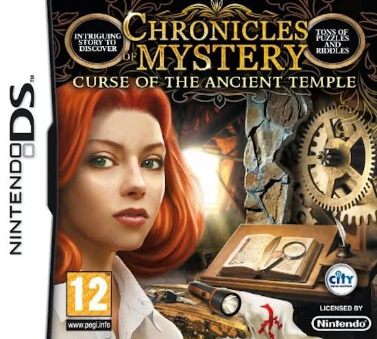 Boxshot Chronicles of Mystery: Curse of the Ancient Temple