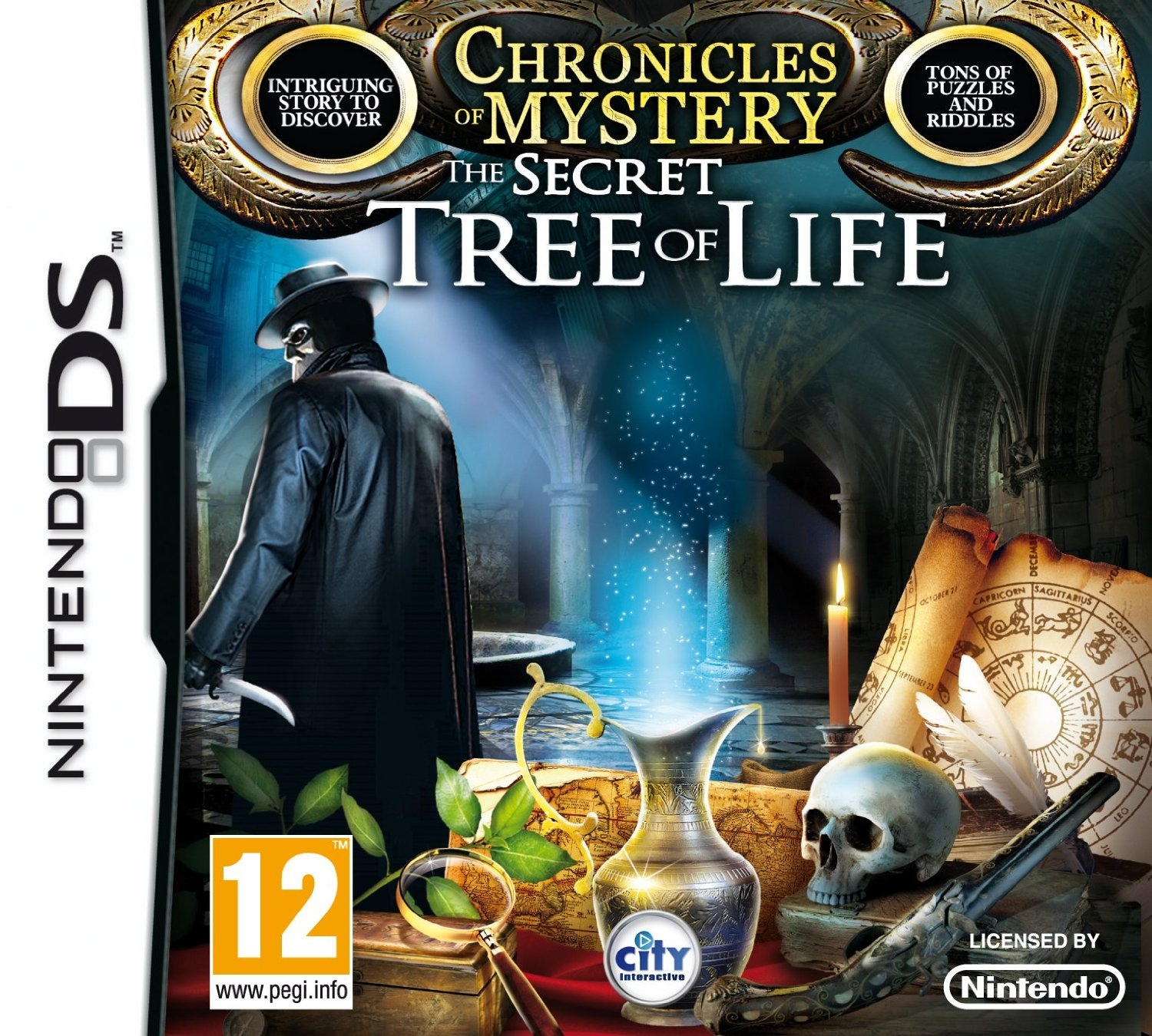 Boxshot Chronicles of Mystery: The Secret Tree of Life