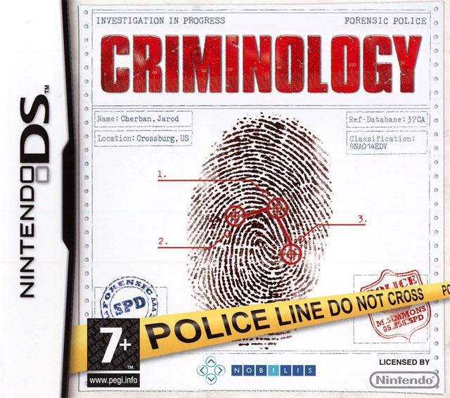Boxshot Criminology