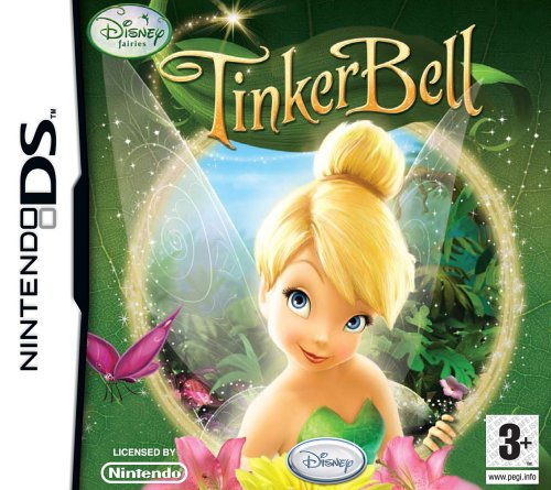 Boxshot Disney Fairies: TinkerBell