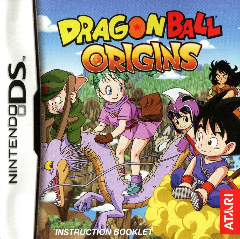 Boxshot Dragon Ball: Origins