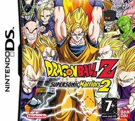 Boxshot Dragon Ball Z: Supersonic Warriors 2