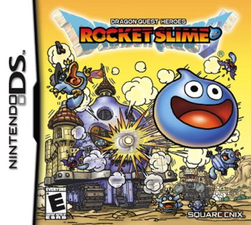 Boxshot Dragon Quest Heroes: Rocket Slime