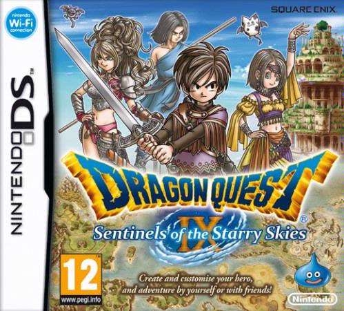Boxshot Dragon Quest IX: Sentinels of the Starry Skies