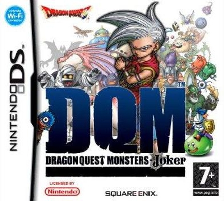 Boxshot Dragon Quest Monsters: Joker