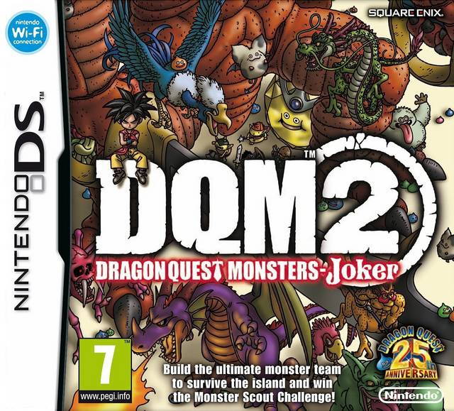 Boxshot Dragon Quest Monsters: Joker 2