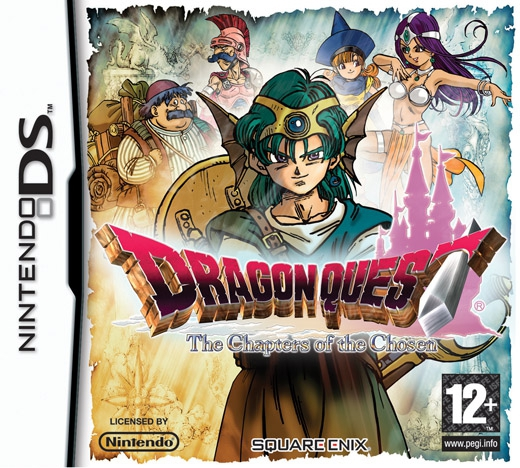 Boxshot Dragon Quest: The Chapters of the Chosen