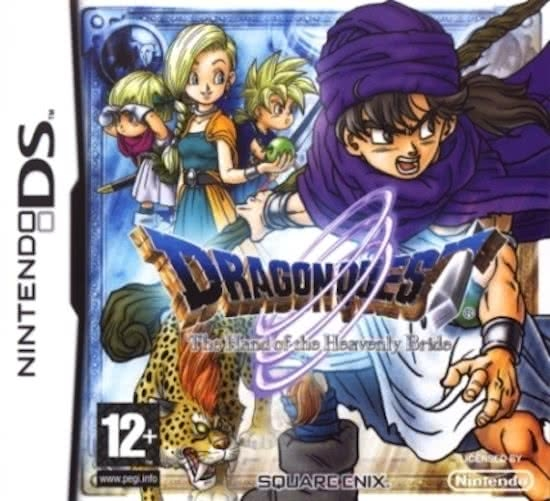 Boxshot Dragon Quest V: Hand of the Heavenly Bride