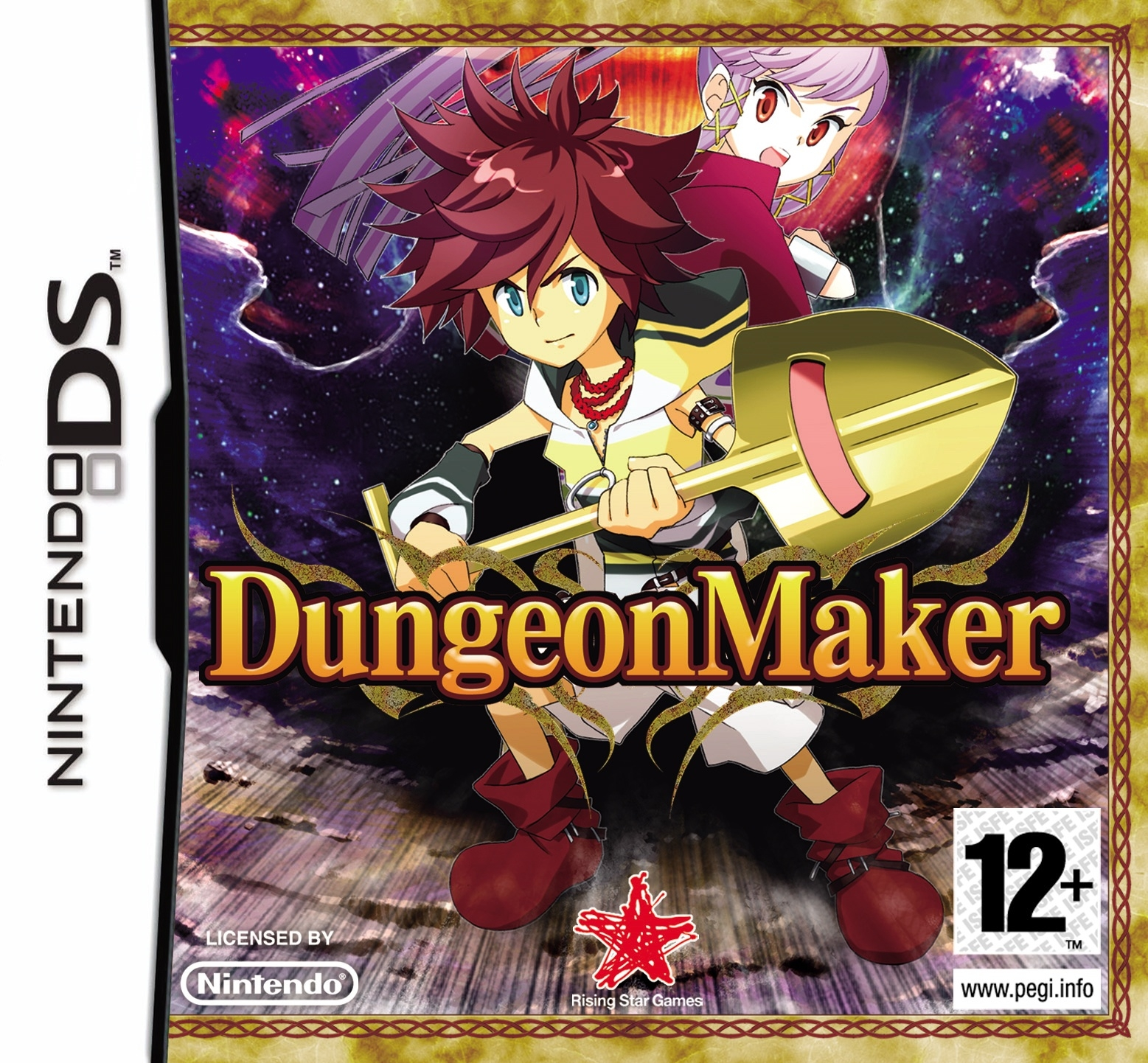 Boxshot Dungeon Maker