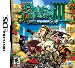 Boxshot Etrian Odyssey III: The Drowned City