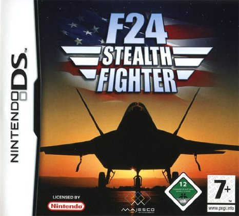 Boxshot F24 Stealth Fighter