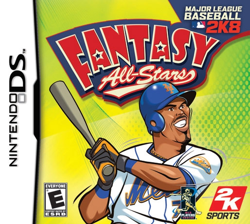 Boxshot Fantasy All-Stars MLB 2k8