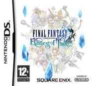 Boxshot Final Fantasy Crystal Chronicles: Echoes of Time
