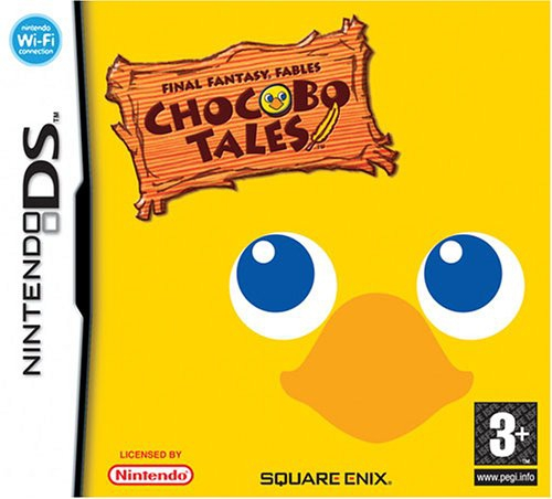 Boxshot Final Fantasy Fables Chocobo Tales