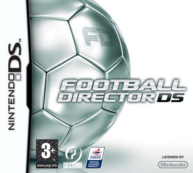 Boxshot Football Director DS