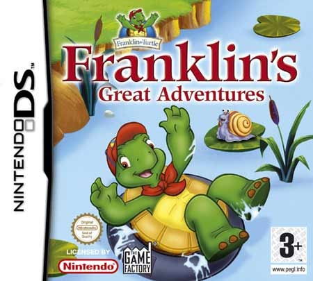 Boxshot Franklin's Great Adventures