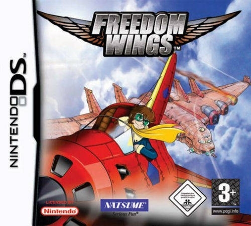Boxshot Freedom Wings