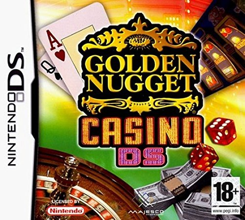 Boxshot Golden Nugget Casino DS