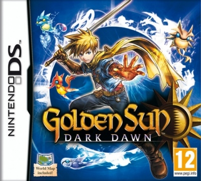 Boxshot Golden Sun: Dark Dawn