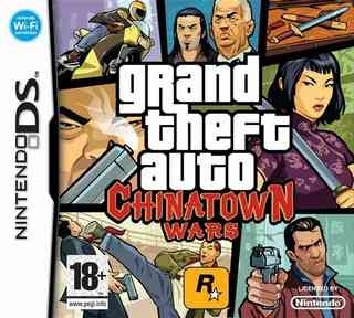 Boxshot Grand Theft Auto: Chinatown Wars