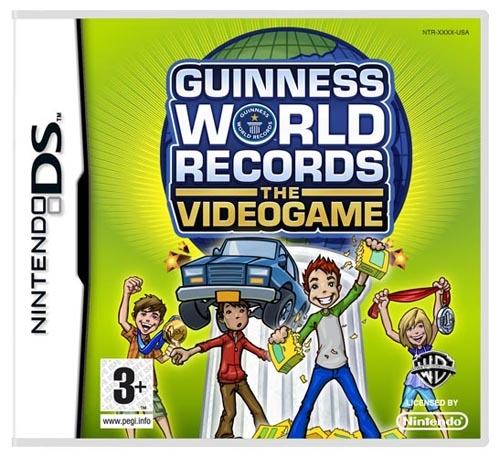 Boxshot Guinness World Records: The Videogame