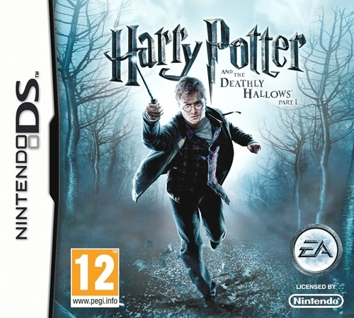 Boxshot Harry Potter and the Deathly Hallows Part 1