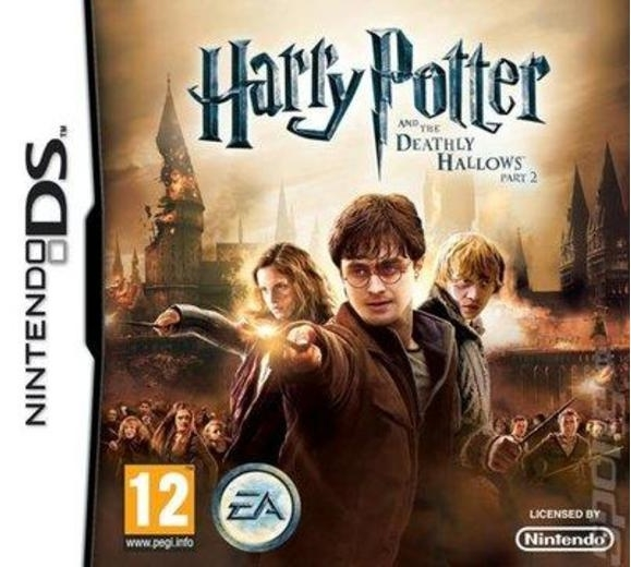 Boxshot Harry Potter and the Deathly Hallows Part 2
